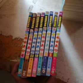 哆啦A梦爆笑全集(1.2.4.5.8.10.11.12)8本