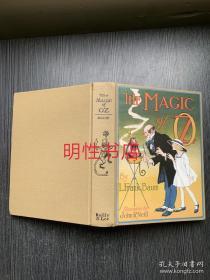 the magic of oz(精装本)