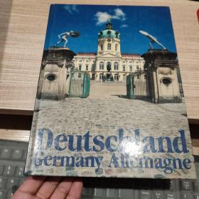 DEUTSCHLAND GERMANY ALLEMAGNE 德文原版摄影集