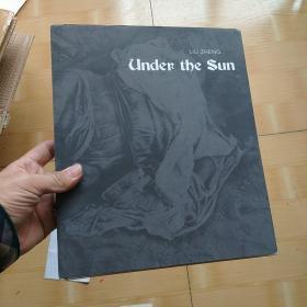 在阳光下  作者签赠本