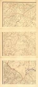 古地图1890 中俄交界全图 阿克莫林斯克省 光绪16年 翻译自俄1884版地图。纸本大小78.49*181.04厘米。宣纸艺术微喷复制。390元包邮