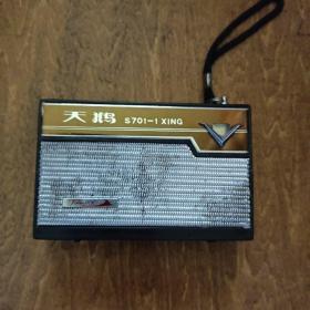 南京,天鹅,s701-1,收音机,未测试,配件出,看图慎重下单