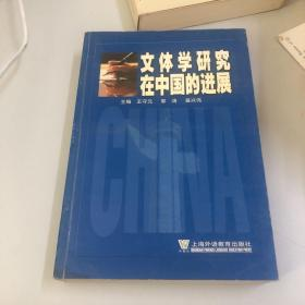文体学研究在中国的进展