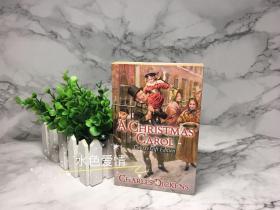 圣诞颂歌刷金口袋豪华封套版 a christmas carol deluxe slipcased gift edition charles dickens