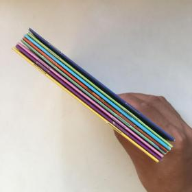 八册合售:拉粑粑系列(3-6岁套装10册)/幼儿情商、行为管理亲子绘本【一版一印】