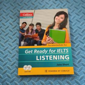 Get Ready for IELTS Listening (With 2 CDs) (Collins English for Exams)