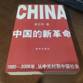 中国的新革命:1980-2006年,从中关村到中国社会
