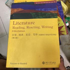 文学:阅读、反应、写作(戏剧和文学批评写作卷)(第五版)——西方文学原版影印系列丛书