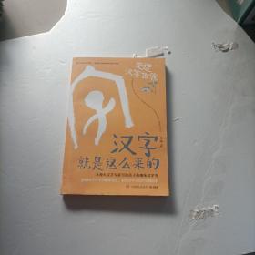 汉字就是这么来的·走进汉字世界 附汉字思维导图