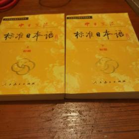 中日交流,标准日本语上下
