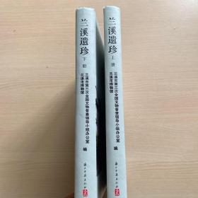 兰溪遗珍 : 全2册(内十品)