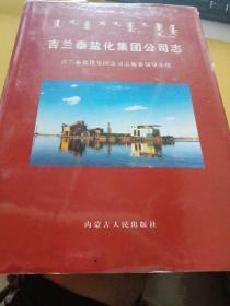 吉兰泰盐化集团公司志