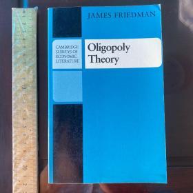 Oligopoly theory monopoly monopolies寡头垄断理论 英文原版
