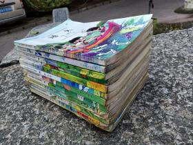 90年代怀旧老小学语文课本12册全