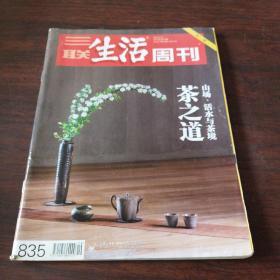 三联生活周刊(2015年,第19期)