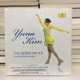 Yuna Kim THE QUEEN ON ICE -THE CLASSIC BEST ALBUM