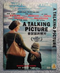 DVD 会说话的照片 A Talking Picture 导演:曼努尔•德•奥利维拉