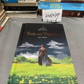傲慢与偏见英文版书籍英文原版小说全英文版畅销小说读物阅读世界经典文学名著