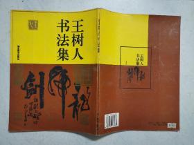 王树人书法集(著者签赠本)品佳,内页无涂画