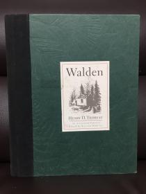 Walden by Henry David Thoreau An annotated edition -- 梭罗《瓦尔登湖》双排注释版