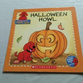 Clifford's Puppy Days: Halloween Howl  大红狗