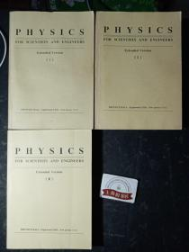 Physics for Scientists and Engineers (全3册)