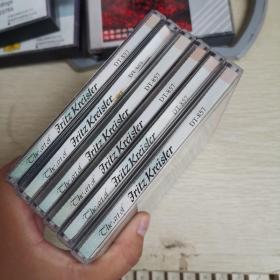 【唱片 】弗蘭兹 克莱斯勒1-11  CD11碟6盒