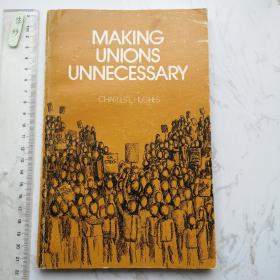 Making Unions Unnecessary