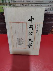 中国公文学