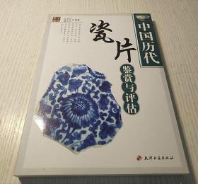 【正版】中国历代瓷片鉴赏与评估 名窑瓷片鉴赏 青花瓷片纹饰图鉴 收藏