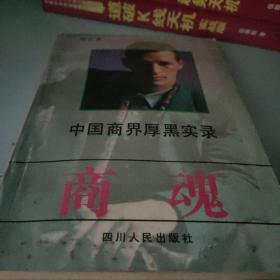 商殇:中国商界厚黑实录