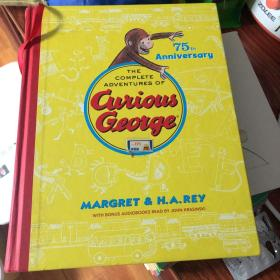 The Complete Adventures of Curious George: 75th 好奇乔治猴冒险全集 英文原版