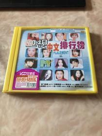 卫视中文排行榜 VCD双碟装