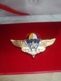 跳伞纪念章,徽章