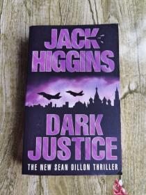 JACK HIGGINS DARK JUSTICE(黑暗的公正)