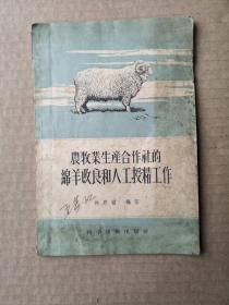 农牧业生产合作社的绵羊改良和人工授精工作