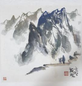 方枫(山水4)