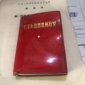 毛泽东思想胜利万岁 林副主席指示