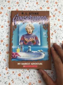 Goosebumps:MyHairiestAdventure鸡皮疙瘩系列:我变成了长毛怪!