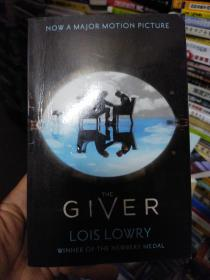 The Giver Quartet — The Giver   Film Tie-In Edition    记忆传授人