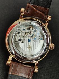 机械名表 腕表 双时区 全自动机械机芯 时尚 精准