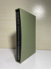 The Adventures of Huckleberry Finn ,  Folio Society  出版,有书匣