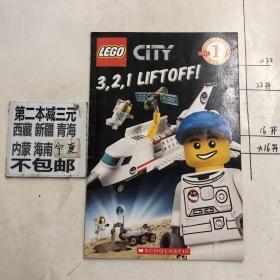 LEGO City: 3, 2, 1, Liftoff! (Level 1)[乐高世界:3,2,1 起飞]