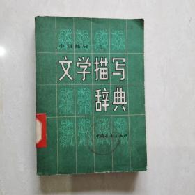文学描写辞典(小说部分.上册)