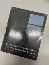 Exchange and Production:competition,coordination and control(3e,交换与生产,最牛的经济学教材之一)