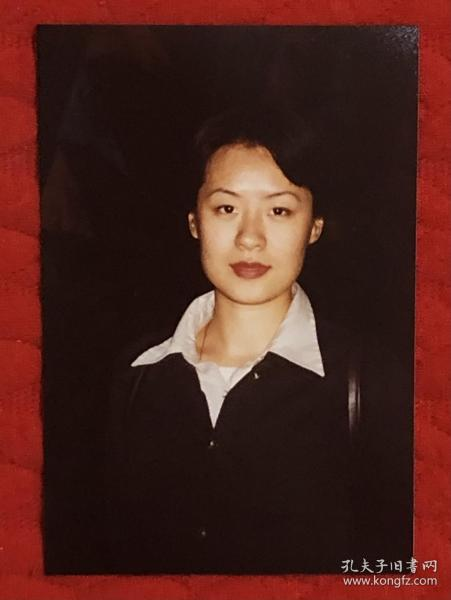 著名女演员 王丽涵 老照片一枚