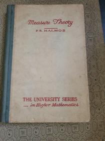 Measure theory 测度论
