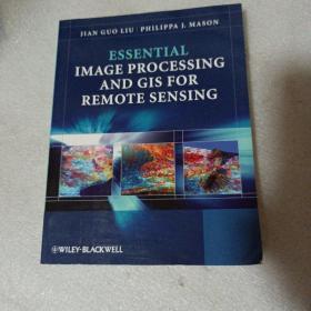 遥感基本图像处理与GIS,Essential Image Processing and GIS for Remote Sensing (Essential (John Wiley & Sons)),英文版