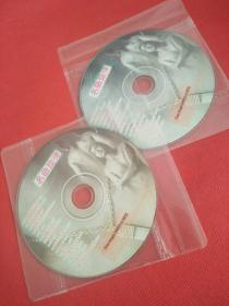 2VCD:  名曲旋律(裸碟)