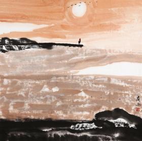 河北著名画家,白庚延画家,四尺斗方山水画!祖籍河北景县,1940 年出生于山东省德州市, 1962 年毕业于天津美术学院并留校任教,曾任天津美院教授、硕士生导师、全国美展评委等职。